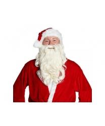 Борода Деда Мороза на резинке