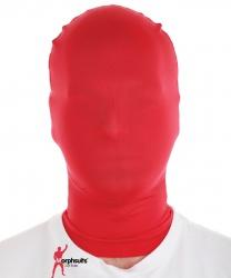 Морф-маска красная
