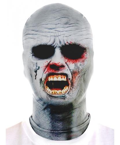 Морф-маска Зомби, полиэстер (Великобритания)