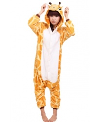 Кигуруми Жираф: комбинезон с капюшоном (Китай)