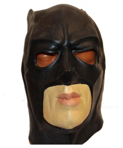 Бэтмен, бетмен, маска, латексная маска