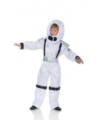 Детский костюм космонавта:  комбинезон на синтепоне и подкладке, шлем (Украина)