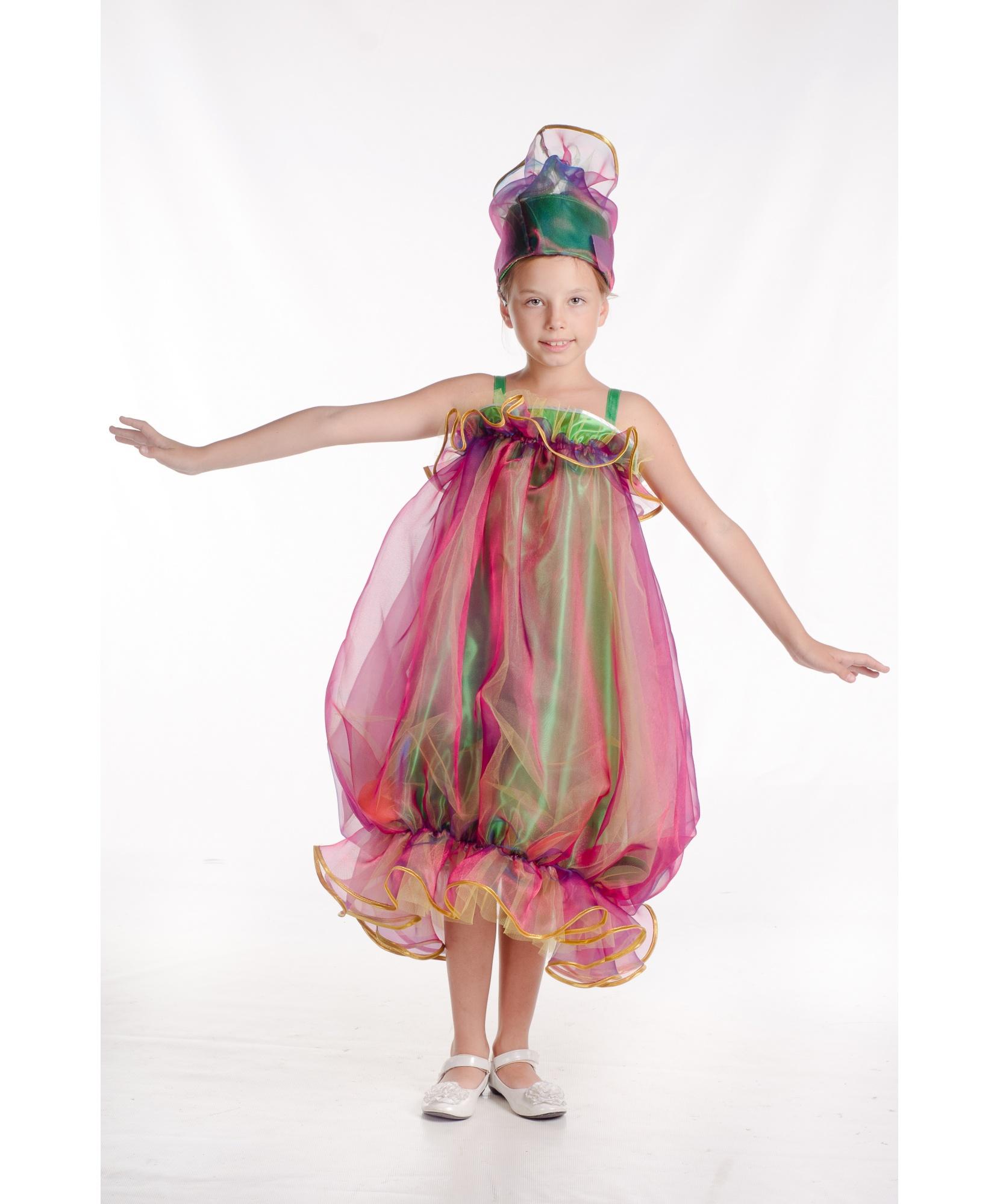 Новогодний костюм хлопушки: платье, головной убор (Украина) - photo#8