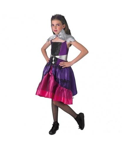 Костюм Рейвен Квин (Raven Queen): платье, пояс, накидка (Германия)