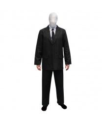 Строгий зентай костюм
