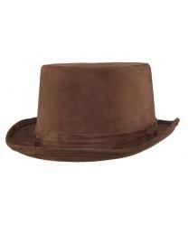 Цилиндр коричневого цвета