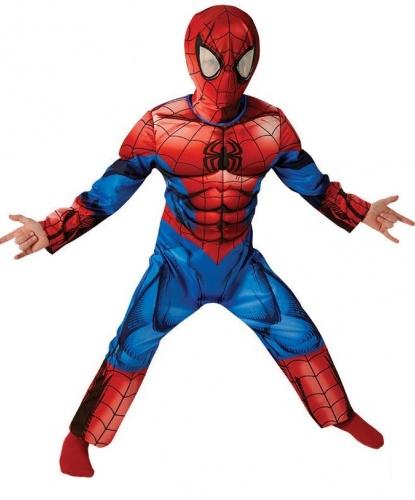 Костюм Человека-Паука для детей: комбинезон, маска (Германия)
