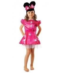 Детский костюм Минни-Маус - Все детские костюмы, арт: 7433