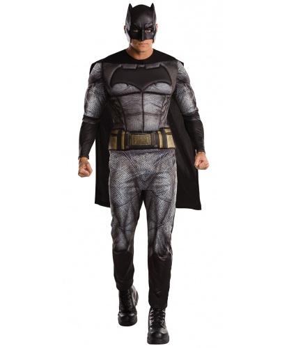 Костюм Бэтмена (Batman v Superman): комбинезон, маска, накидка (Германия)