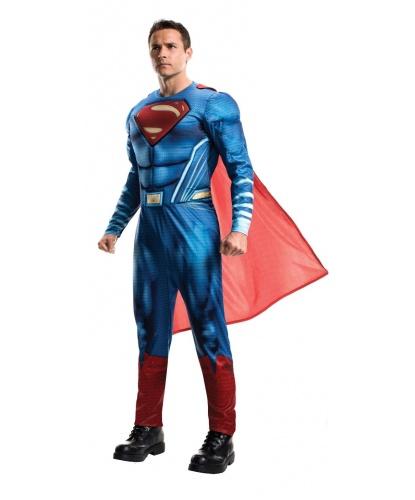 Костюм Superman: комбинезон, накидка (Германия)