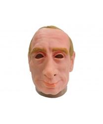 Латексная маска Путина