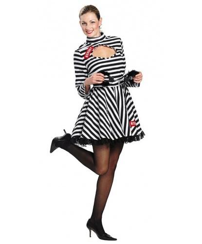 Костюм заключенной : платье (Германия)