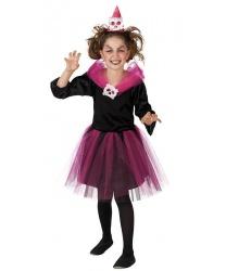 Детский костюм ужасной ведьмочки