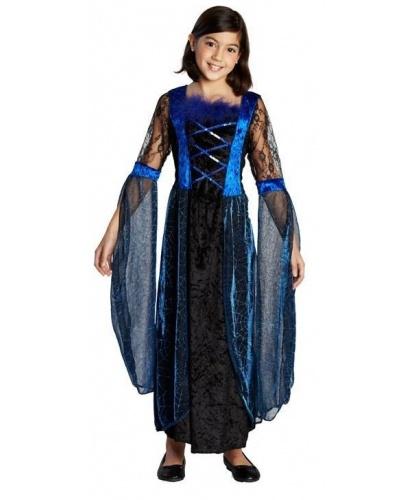 Костюм Принцессы ночи: платье (Германия)