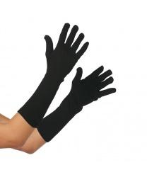 Черные перчатки (35 см)