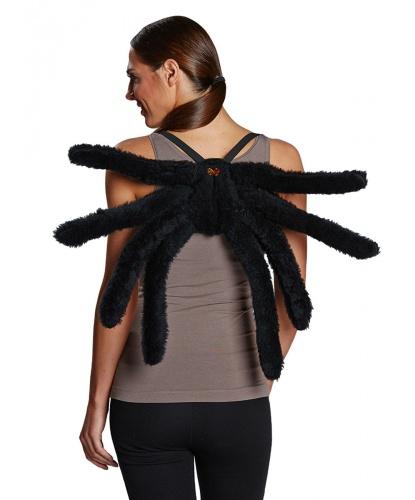 Черный паук на спину