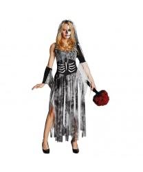 Платье зомби-невесты
