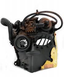 Маска Bauta Steampunk