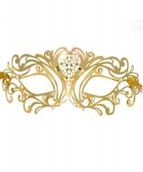 Венецианская золотая маска