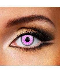 Линзы фиолетовый солярис