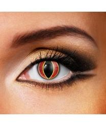 Линзы Саурон, однодневные - Цветные линзы, арт: 7548