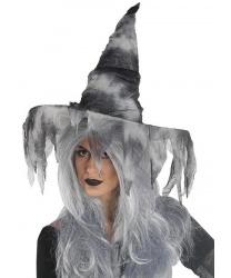 Колпак ведьмы с серыми разводами