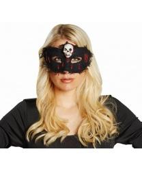 Ужасная маска на Хэллоуин