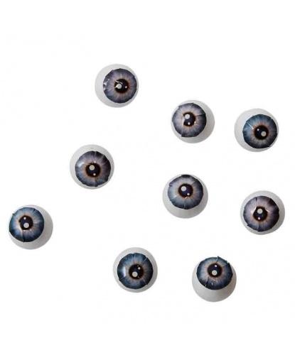 Набор из 9 глаз, полиэстер (Германия)