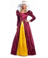 Женский костюм эпохи Возрождения