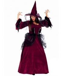 Платье готической ведьмы