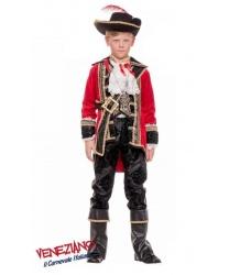 Детский костюм Капитан Крюк