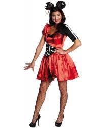 Платье Минни-Маус на Хэллоуин