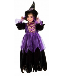 Детский костюм колдуньи