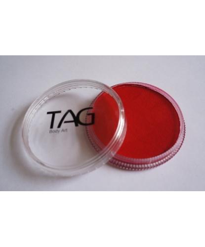 Аквагрим TAG красный, шайба 32 гр. (Австралия)
