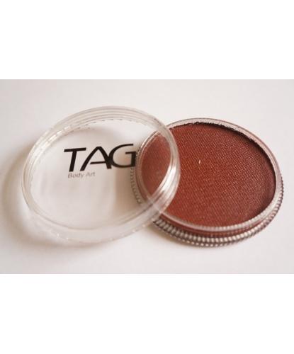 Аквагрим TAG коричневый, шайба 32 гр. (Австралия)