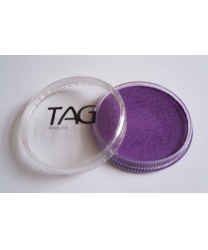 Аквагрим TAG фиолетовый, шайба 32 гр. (Австралия)