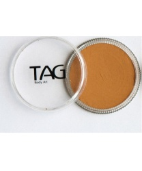 Аквагрим TAG светло-коричневый, шайба 32 гр. (Австралия)