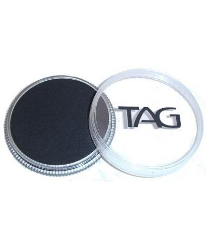 Аквагрим TAG черный, шайба 90 гр. (Австралия)