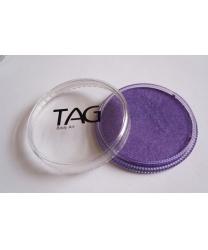 Аквагрим TAG перламутровый фиолетовый 32 гр