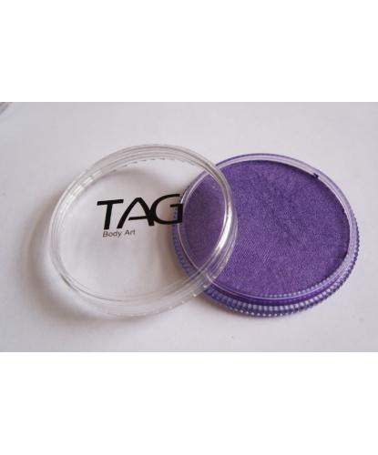Аквагрим TAG перламутровый, фиолетовый, шайба 32 гр. (Австралия)