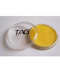 Аквагрим TAG перламутровый желтый 32 гр - Аквагрим, арт: 7613