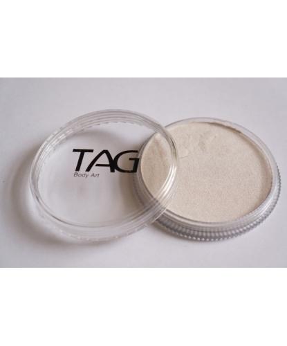 Аквагрим TAG белый, шайба 32 гр. (Австралия)