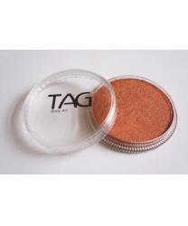 Аквагрим TAG перламутровый бронза 32 гр