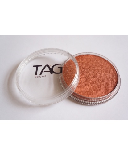 Аквагрим TAG бронзовый, шайба 32 гр. (Австралия)