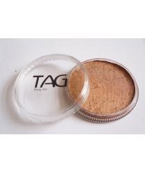 Аквагрим TAG перламутровый старое золото 32 гр