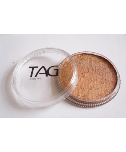 Аквагрим TAG бронзовый перламутровый, шайба 32 гр. (Австралия)