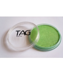 Аквагрим TAG перламутровый лайм 32 гр