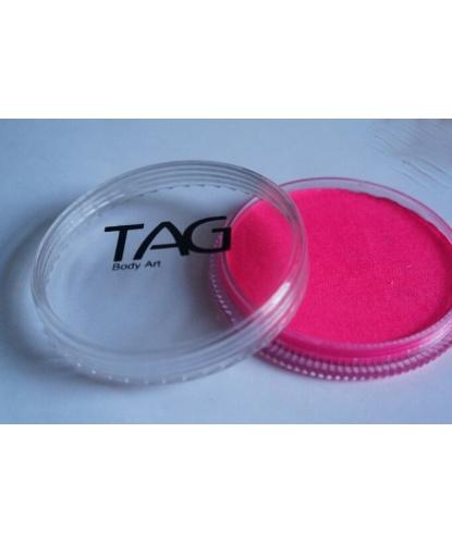 Аквагрим TAG розовый, шайба 32 гр. (Австралия)