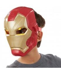 Электронная маска Железного Человека
