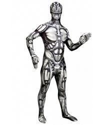 Морф-костюм Робот-Андройд